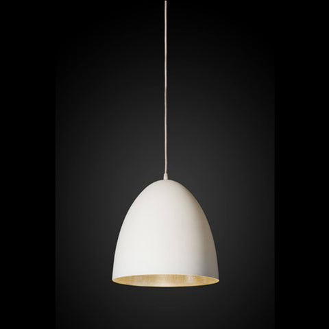 Casque Blanc Pendant at Murano Plus, Lighting Specialists in Auckland