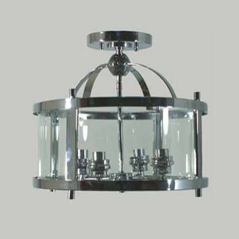 Martha Ceiling Mounted Lantern Pendant at Murano Plus, Lighting Specialists in Auckland