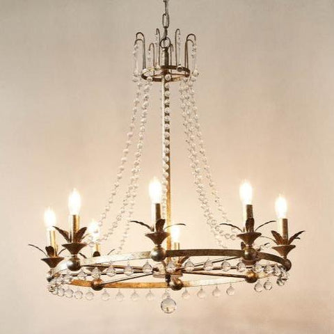Moccona Chandelier at Murano Plus, Lighting Specialists in Auckland