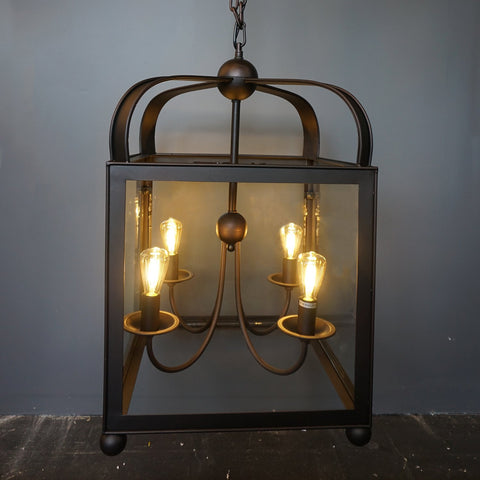 Barnston Lantern at Murano Plus, Lighting Specialists in Auckland