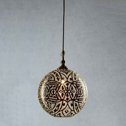 Tangiers Ball Pendant at Murano Plus, Lighting Specialists in Auckland