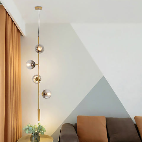 Florian Vertical Pendant at Murano Plus, Lighting Specialists in Auckland