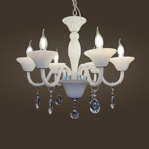 Iris Chandelier at Murano Plus, Lighting Specialists in Auckland