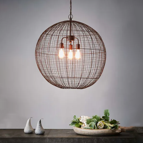 Cassidy Ball Pendant at Murano Plus, Lighting Specialists in Auckland