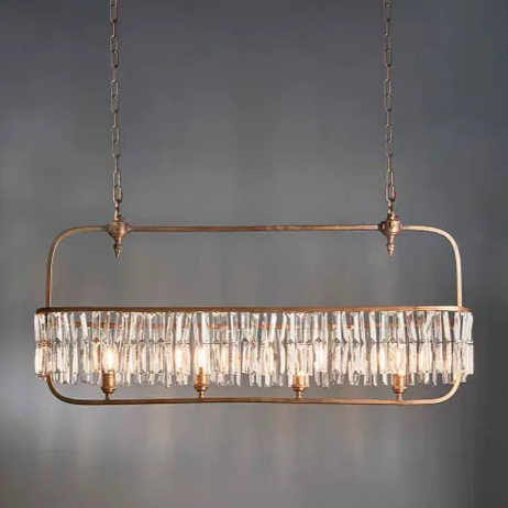 Gani Long Pendant at Murano Plus, Lighting Specialists in Auckland