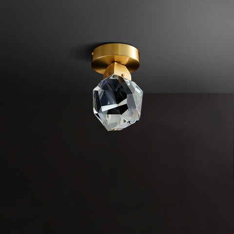 Diamante Flush Mount at Murano Plus, Lighting Specialists in Auckland