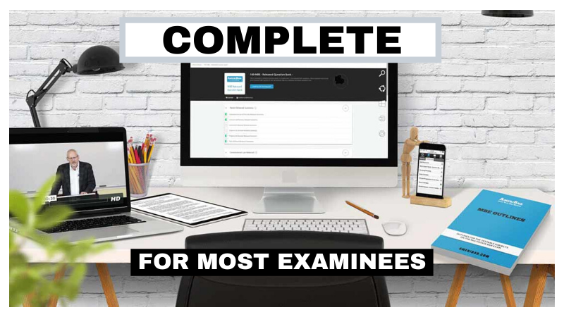 Complete Bar Exam Course