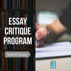 Essay Critique Program
