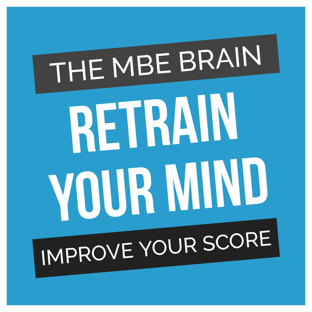 MBE Brain Strategy Course