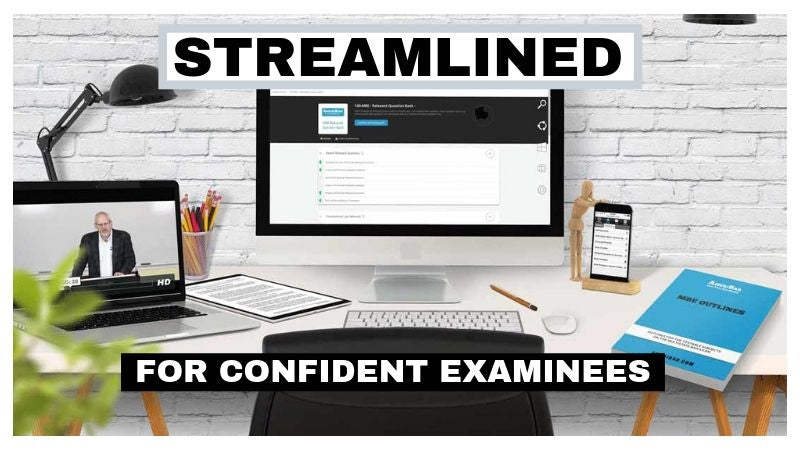 Streamlined Bar Exam Course