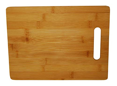 Puerto Rico Home Engraved Bamboo Cutting Board