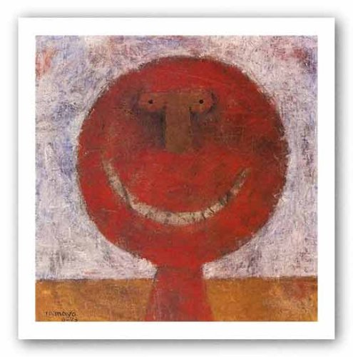 "20th Century Mexican Masters by Rufino Tamayo 18.25""x18"" Art Print Poster"
