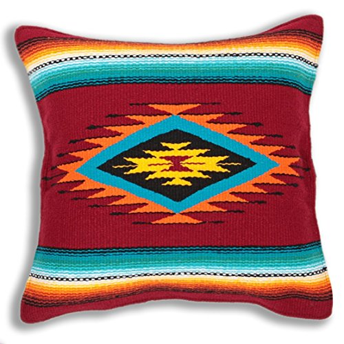 Mexican Mayan Throw Pillows Decorative Latin Art For The Home Unique Native American Decorative Pillows