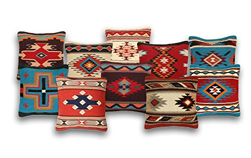 Throw Pillow Covers 40 X 40 Hand Woven Wool In Southwest Mexican Impressive Southwest Style Decorative Pillows