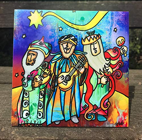 Three Kings Print
