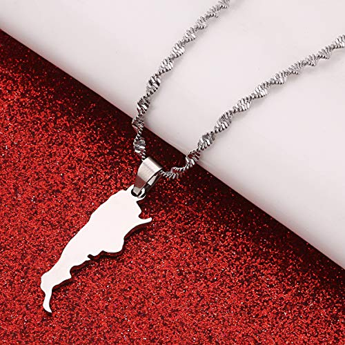 Argentinian Pendant Necklace