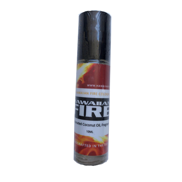Hawaiian Fire HOT Unisex Cologne Roll-on
