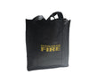 Surfing Firefighter Shopping Bag