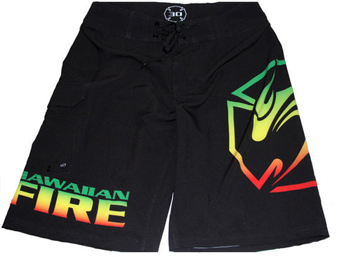 Men's Rasta Boardshorts