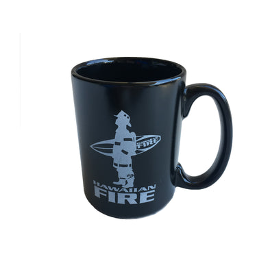 HF Surfing Firefighter Coffee Cup