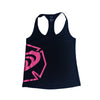 HF Women's  Dri-Fit Maltese Racerback Tank Top