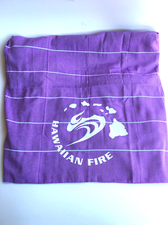 Hawaiian Fire Circle Turkish Towels