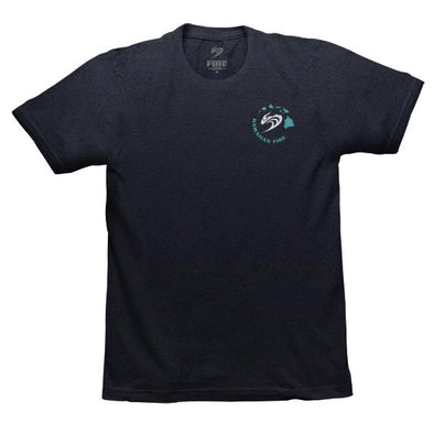HF Soft Hawaiian Fire Circle T-Shirt