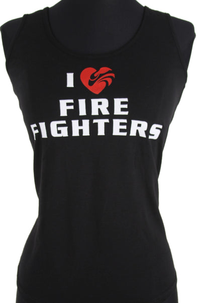 HF Women's I Love FF's Tank Top