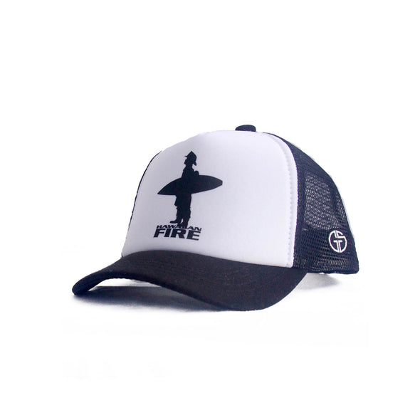 Surfing Firefighter Youth Cap