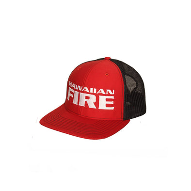 Hawaiian Fire Stacked Baseball Hat
