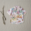 Little Boys Button Up Shirt | Australian Kids Clothing Label | MBJ