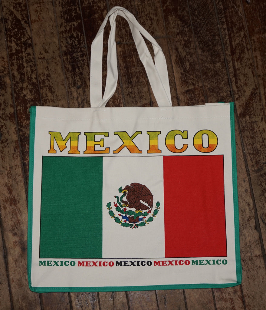 Mexico Shopping Bag