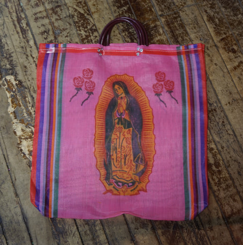 Virgen Grocery Bag