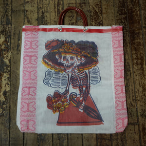 Open image in slideshow, Catrina Grocery Bag
