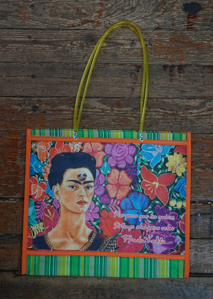 Frida Grocery Bag