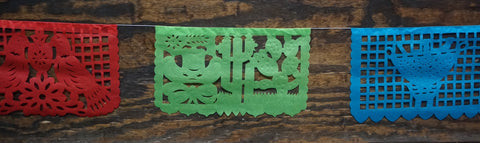Medium Papel Picado