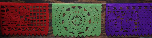 Large Papel Picado