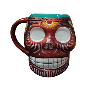 Open image in slideshow, Sugar Skull Mugs