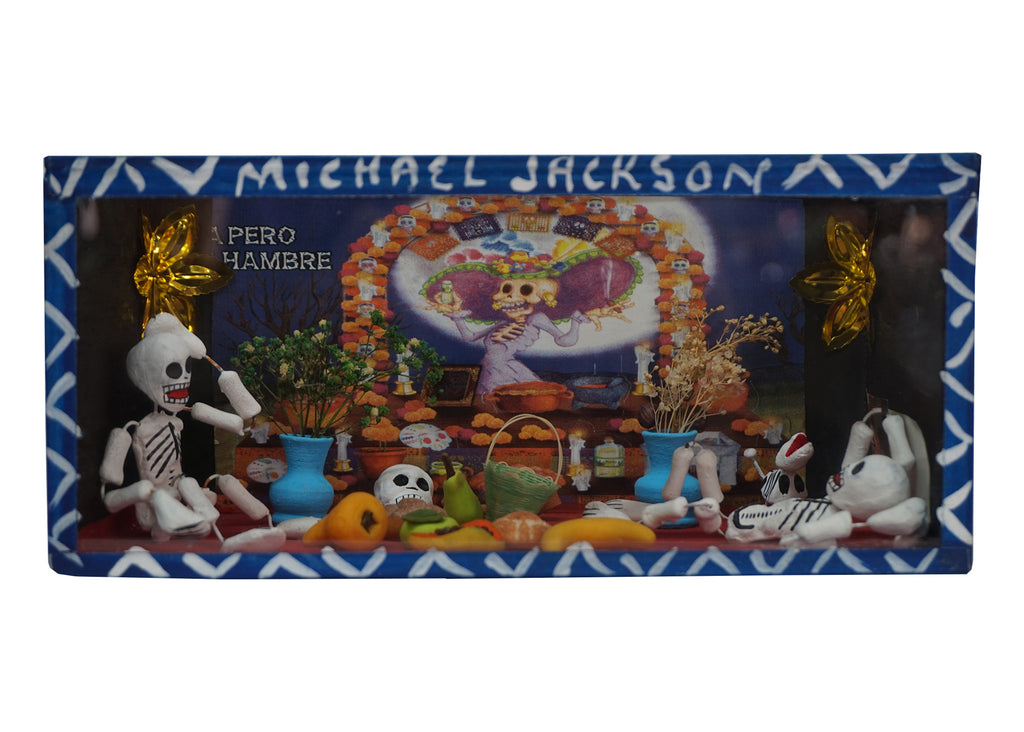 Michael Jackson Shadowbox
