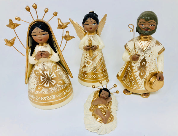 Nativity Set large 7 inch