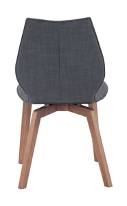 Dining Chair Graphite (Set of 2)