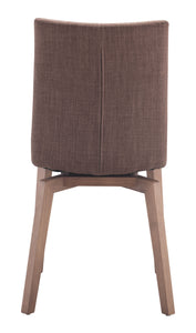 Dining Chair Tobacco (Set of 2)