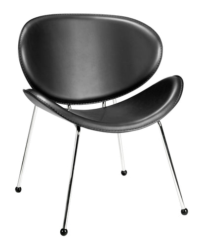 Chair Black (Set of 2)