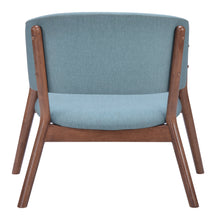 Load image into Gallery viewer, Lounge Chair Blue (Set of 2)