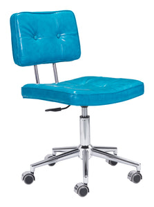 Office Chair Blue