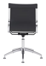 Load image into Gallery viewer, Conference Chair Black