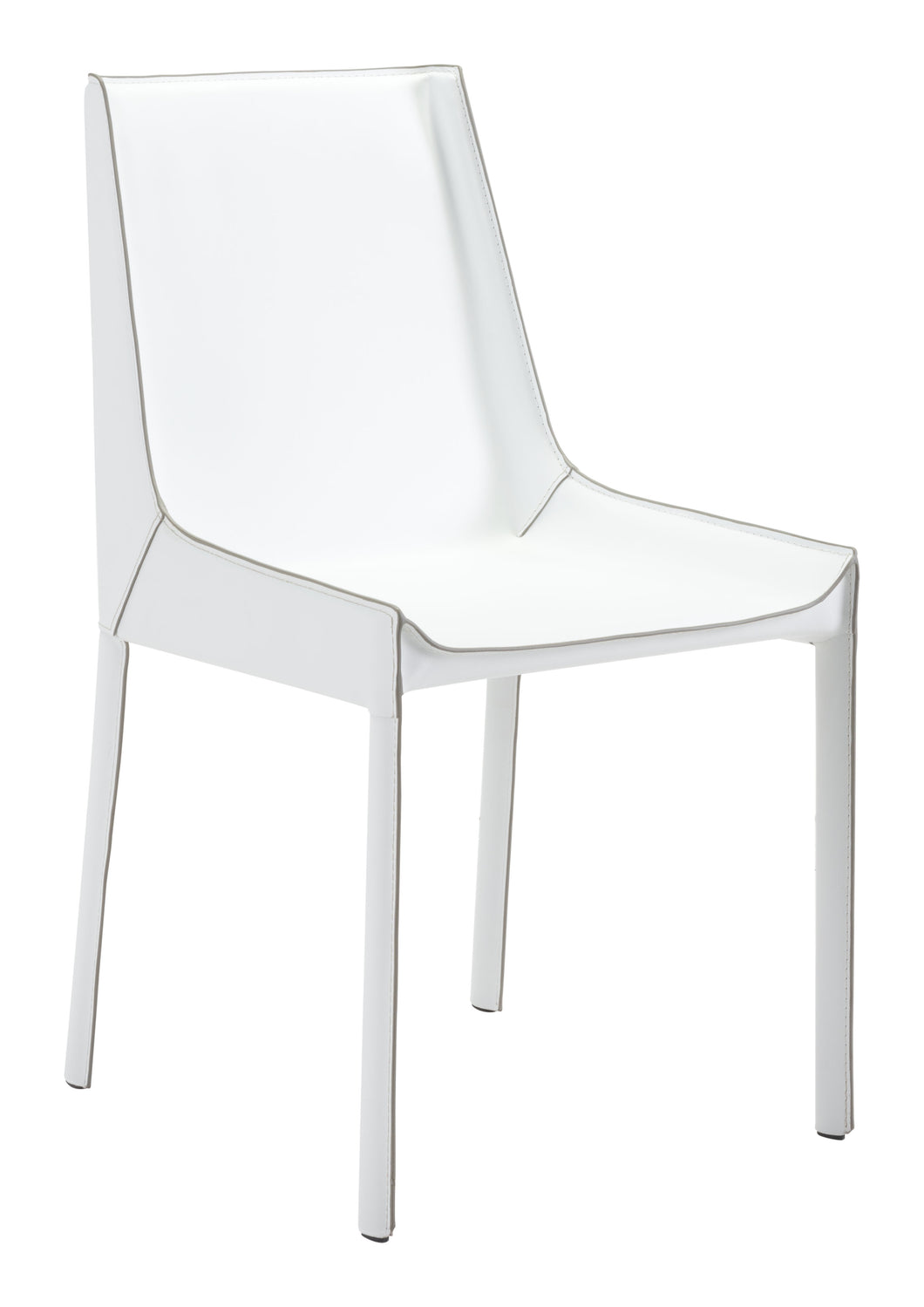 Dining Chair White (Set of 2)