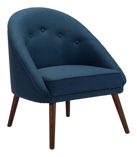 Occasional Chair Cobalt Blue