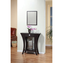 "Load image into Gallery viewer, Braydon Console Table, 31.5""L, Dark Cherry"