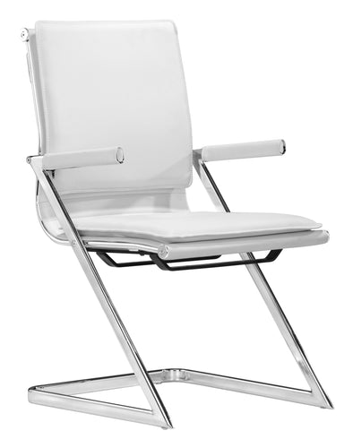 Conference Chair White (Set of 2)